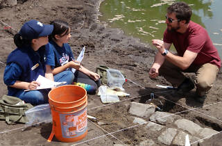 International Archaeology Day at the Presidio