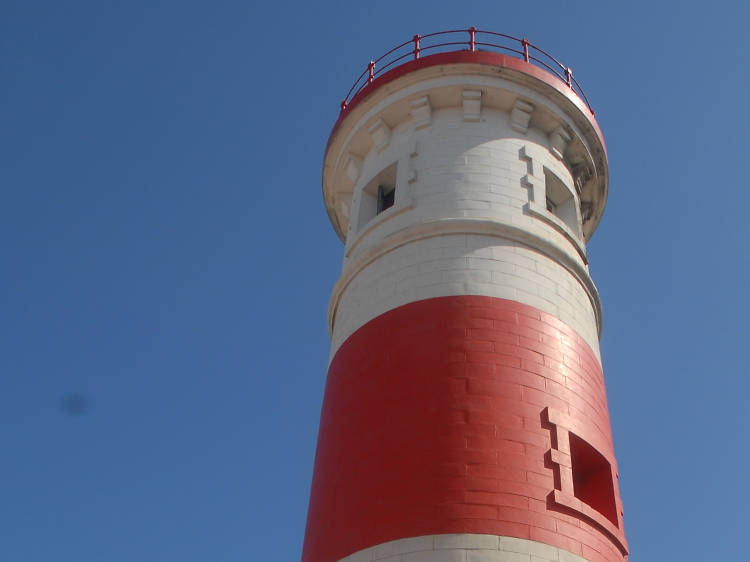 Gain a new perspective at Jamestown Lighthouse