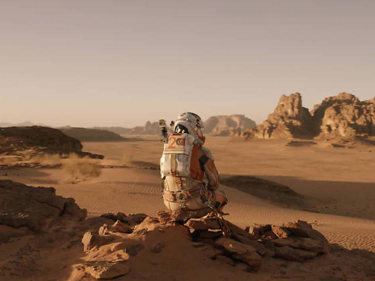화성은 아이를 키울만한 장소는 아니다