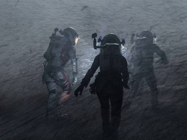 Thank the movie gods—Ridley Scott is back