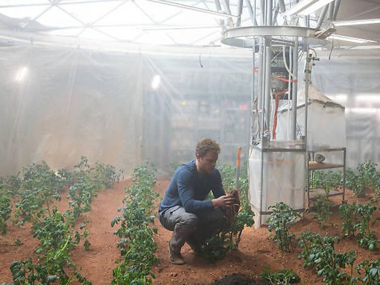 맷 데이먼은 감자 농장을 위해 직접 비료를 만들어야 했다