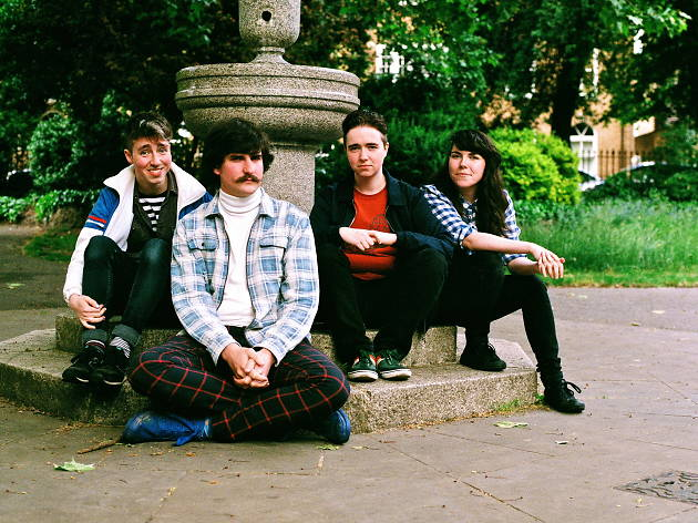 Five spooky Edinburgh bands for your Halloween playlist