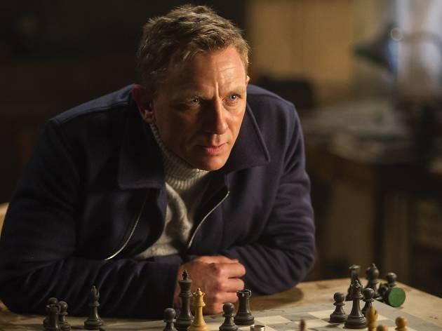 Daniel Craig dans 'Spectre' de Sam Mendes