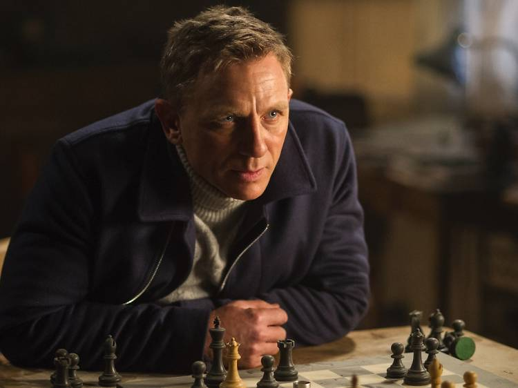 Interview • Rencontre avec Daniel Craig
