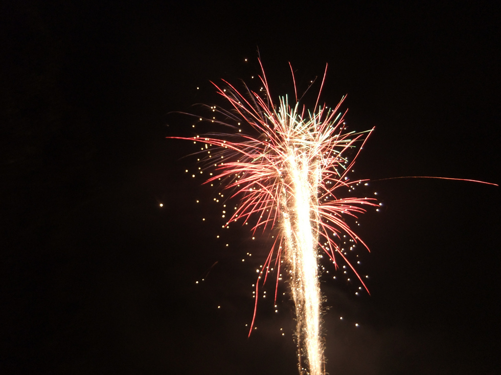 The Great Fire of London Fireworks