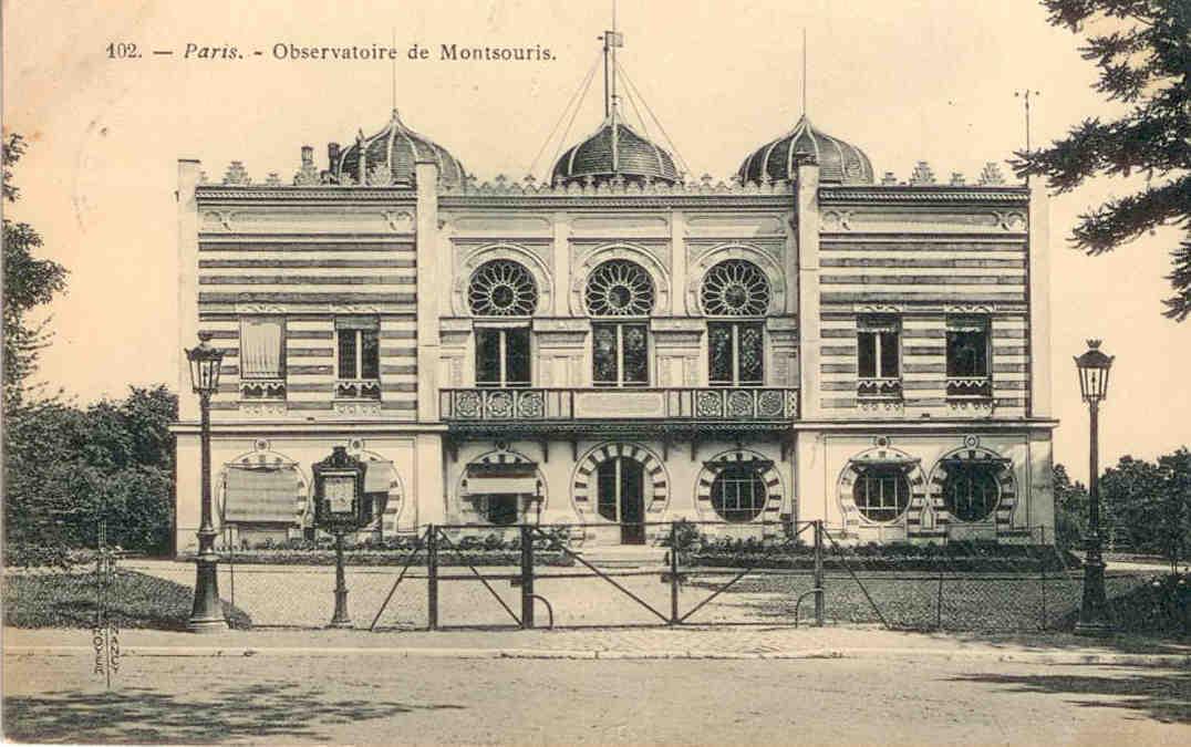 Isauré de Montsouris