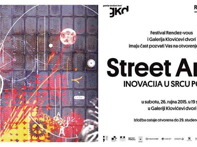 Rendez-vous: 'Street Art 2.0'