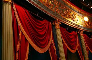 lyceum theatre curtains