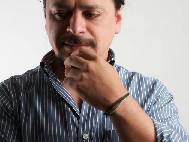"Manuel Venegas ""el Borla"", coordinador general de Ibero 90.9"