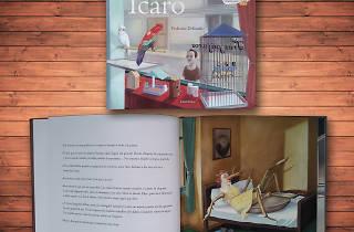 Libro para niños Ícaro