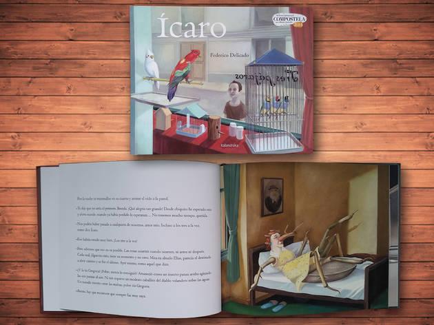 Ícaro (Federico Delicado)