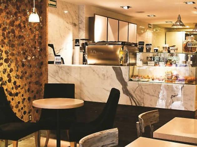 Cafés En Polanco