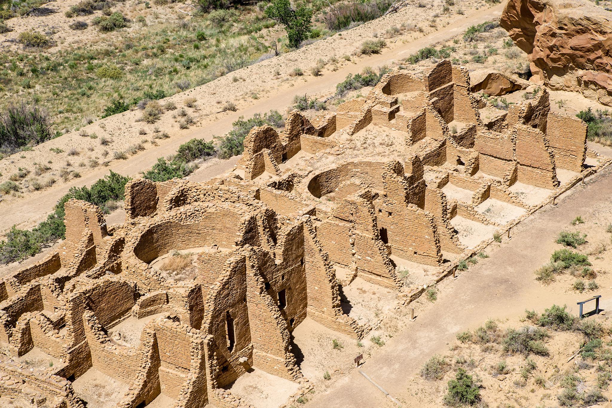 Chaco Culture, New Mexico