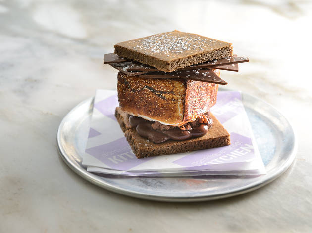 Try this delicious new take on s'mores coming to Dominique Ansel