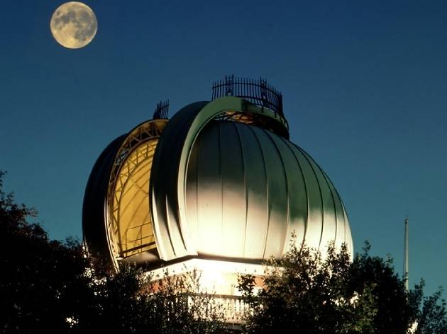 Go stargazing at the Royal Observatory