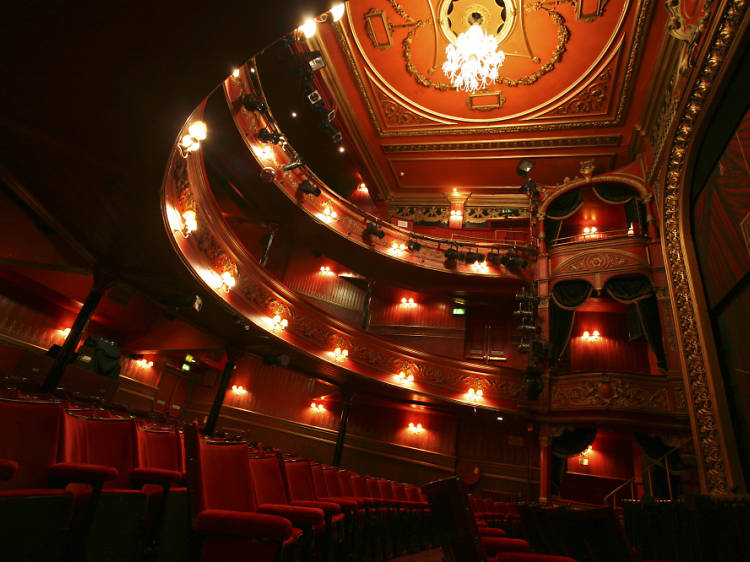A trip to the theatre doesn't have to be expensive