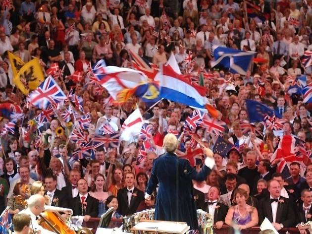 Wave a Union Jack at the Proms