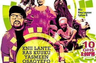 Reggae Rising, Republic Bar, Osu, Accra, Ghana