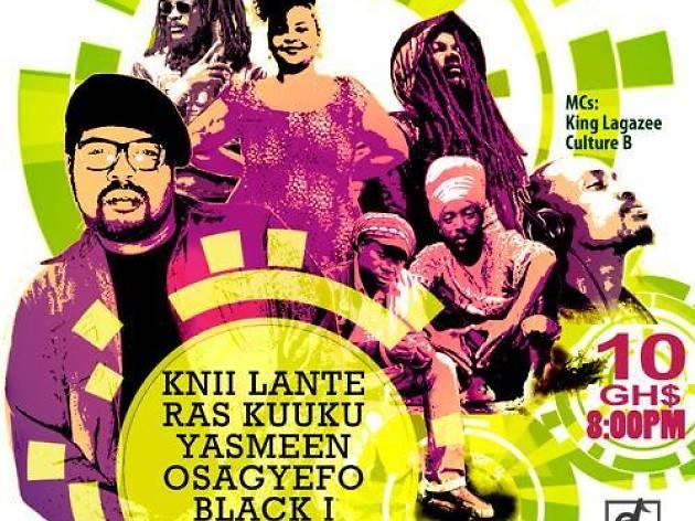 Reggae Rising at Republic
