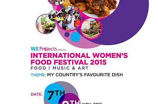 International Women's Day Food Festival