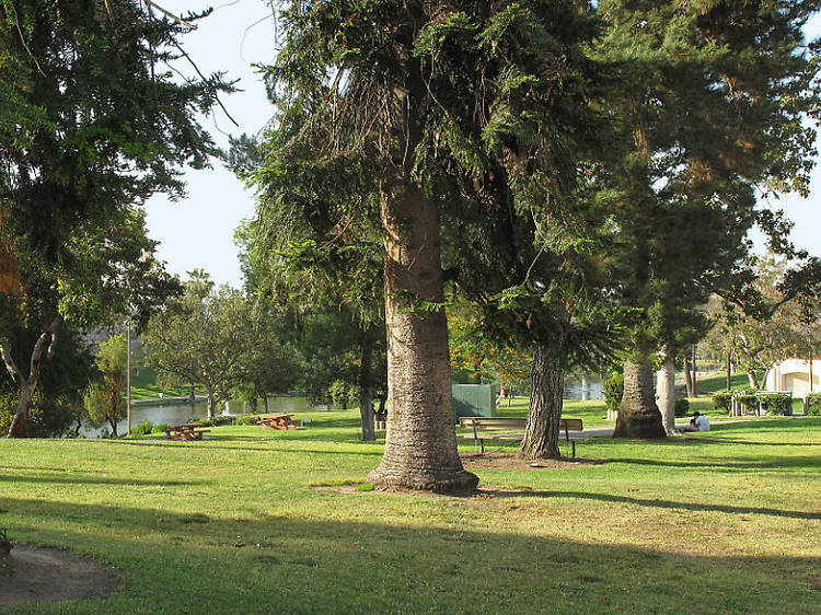 Hollenbeck Park (Hub)