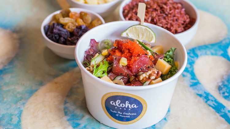 Poke bowls in Singapore: where to get your poke fix