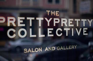 The Pretty Pretty Collective Los Angeles opening party