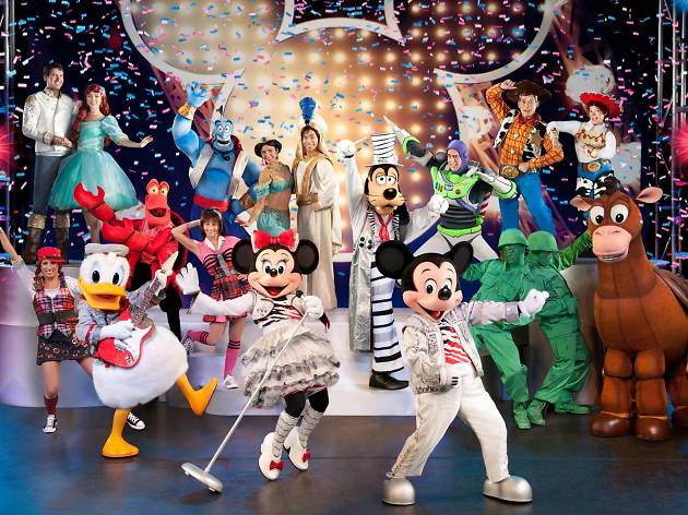 Disney Live! – Mickey's Music Festival