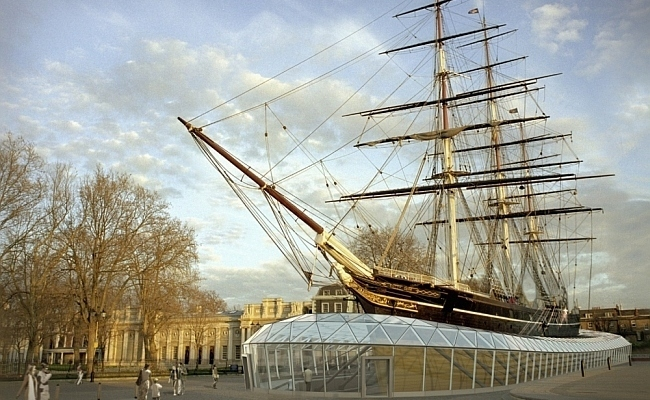 101 Things To Do in London: Cutty Sark