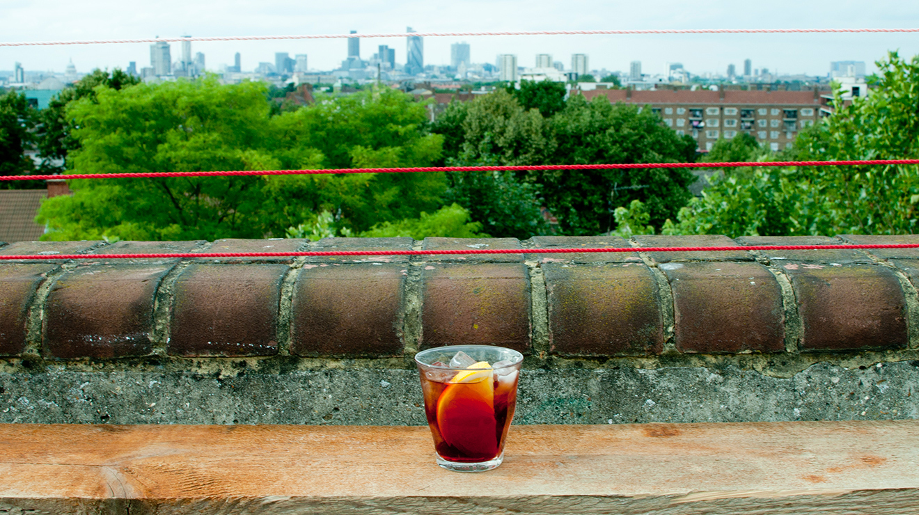 Enjoy your brew with a view