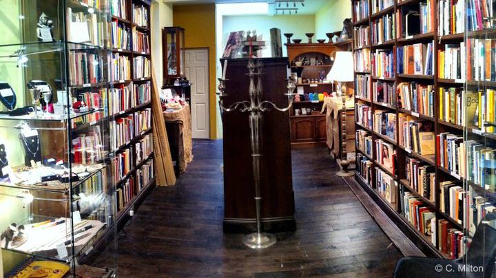 Treadwell's Bookshop, Bloomsbury
