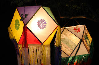 Vesak is a religious festival in Sri Lanka