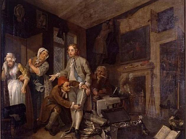 101 Things To Do in London: Hogarth at Sir John Soane's Museum