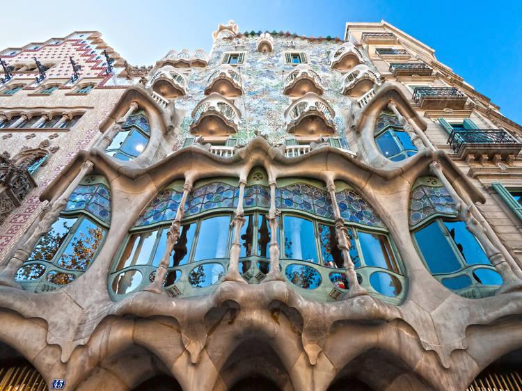 Gaudí's Barcelona: His greatest masterpieces