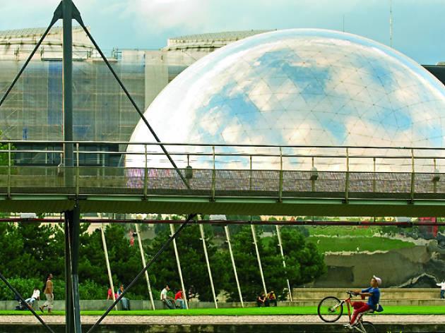 19e arrondissement : les lieux culturels