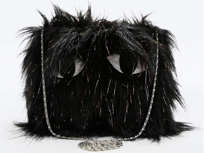 Joanna Pybus faux fur bag, £95