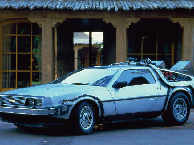 Sci-fi movie inventions, Back to the Future, Delorean