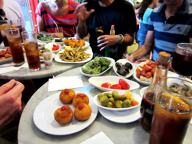 The Barcelona Taste Tapas Tour