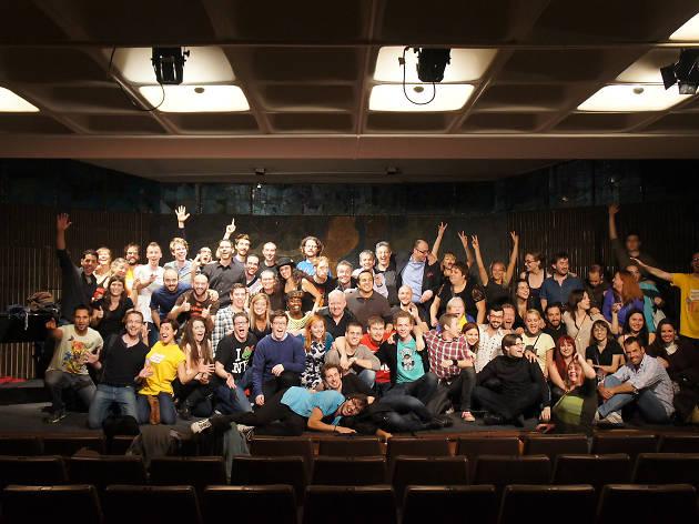 BIG: Barcelona Improv Group, BIG IF, all performers