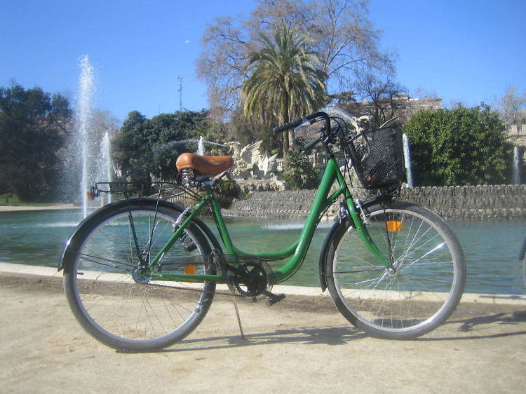 Alternative bike tour