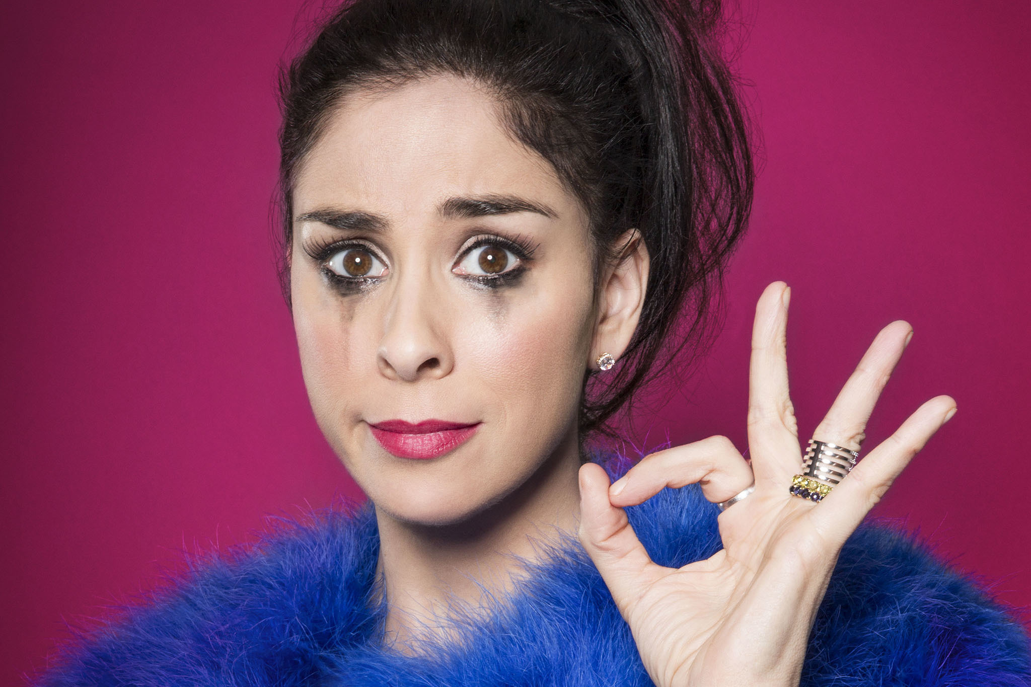 Sarah Silverman on freeing the nipple, smoking pot and going full-drama