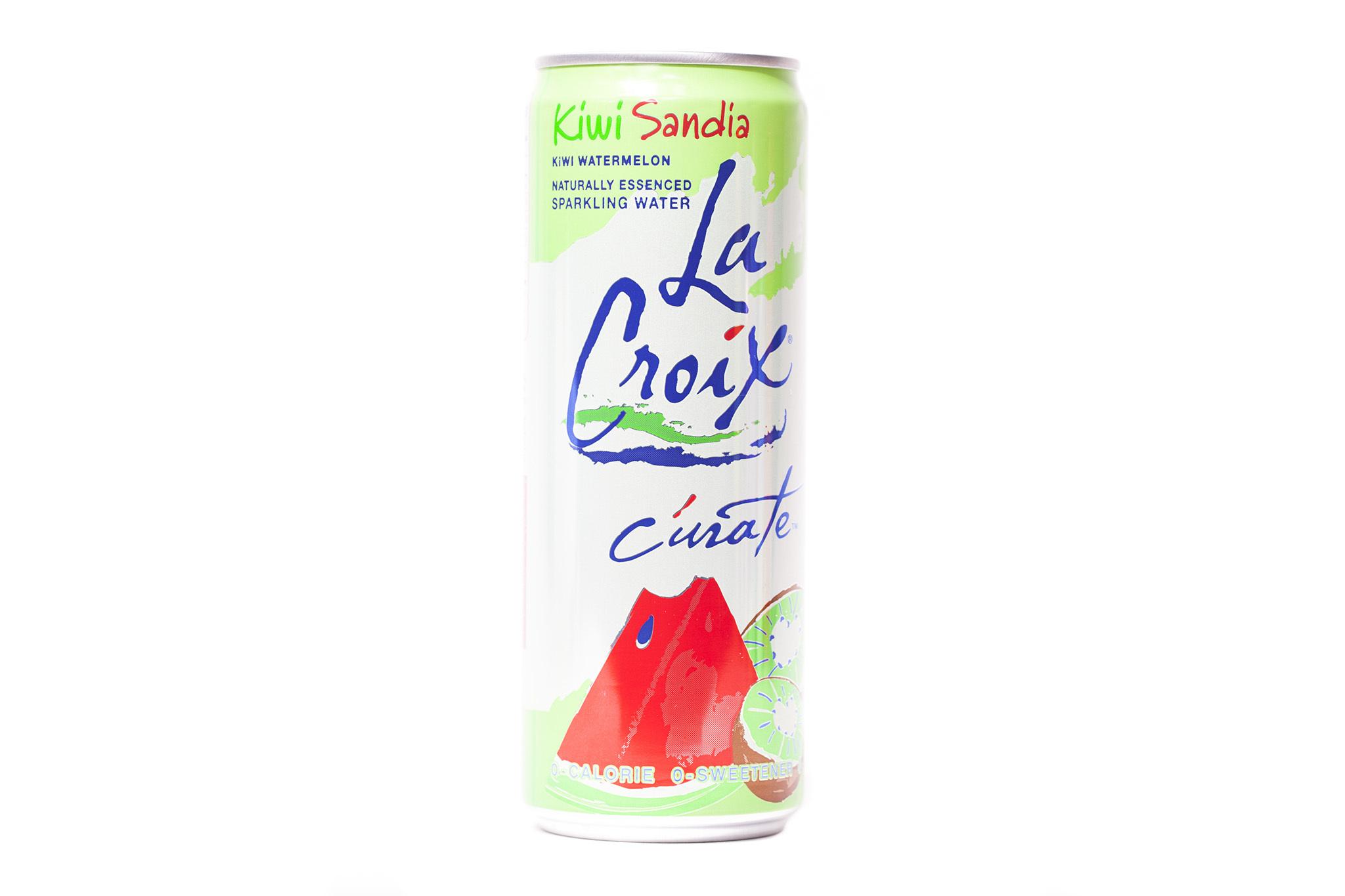 Kiwi Sandia (kiwi watermelon) La Croix