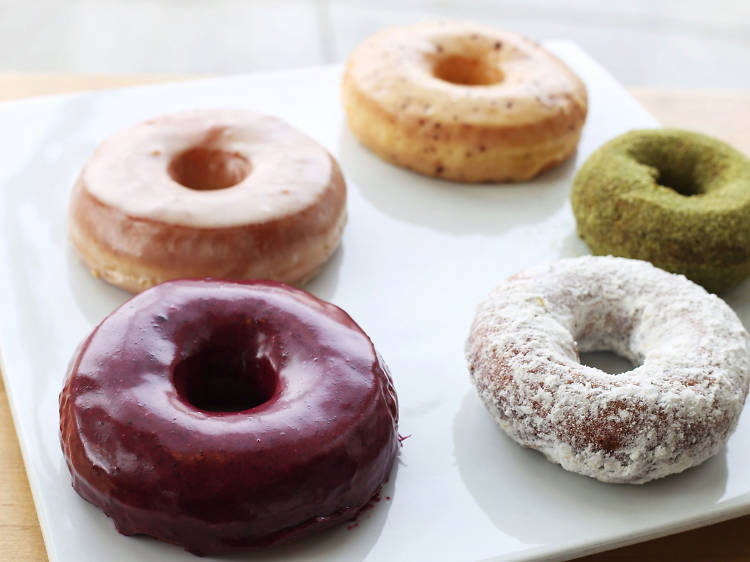 Blue Star Donuts, Los Angeles, CA and Portland, OR
