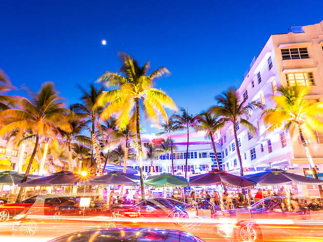 Best sights attractions and things to do in Miami – Miami Beach Tourist Map