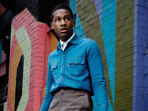 Rising soul star Leon Bridges on being red-hot and keeping his cool