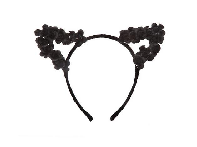 Orelia flower cat ears, £18