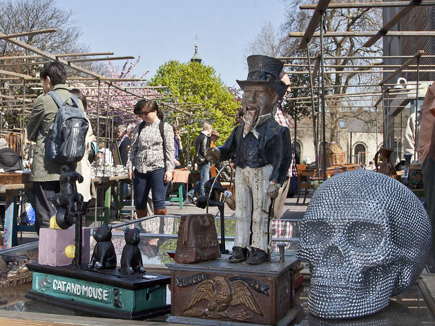 101 Things To Do in London: Bermondsey Square Antiques Market