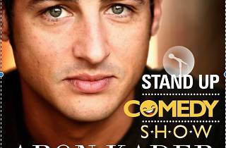 Aron Kader Live Comedy