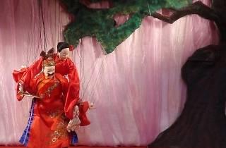 marionnettes Jin Fei Feng (Maison cultures du monde)