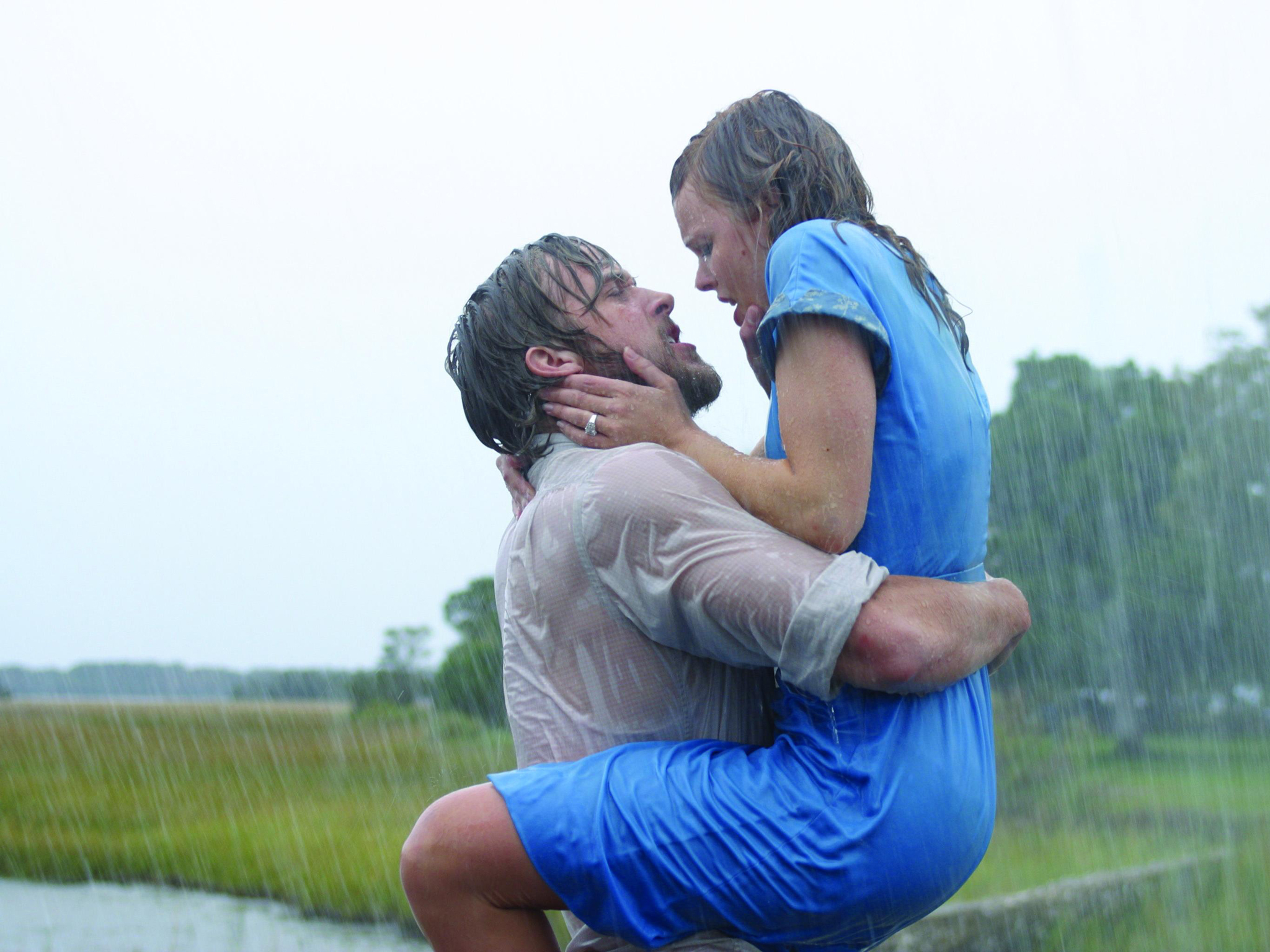 Movies to not watch during a break-up, the notebook
